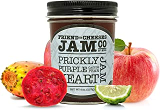 Friend In Cheeses Prickly Pear Jam - Prickly Pear Cactus Jelly - Made In California Fruit Jams & Fruit Spre...