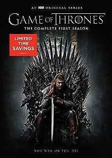 Game of Thrones: S1 (Viva/Disct19/DVD)