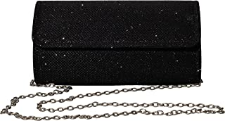 Outrip Women's Evening Bag Clutch Purse Glitter Party Wedding Handbag with Chain