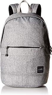 Pacsafe Slingsafe LX300 Anti-Theft Backpack, Tweed Grey (Gray) - 688334026011