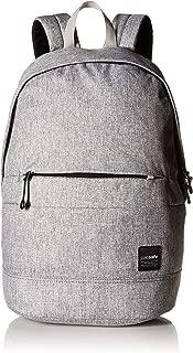Slingsafe LX300 Anti-Theft Backpack, Tweed Grey