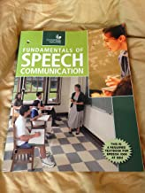 Fundamentals of Speech Communication Custom for Georgia State University