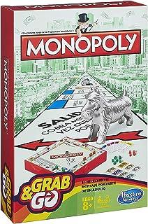 Monopoly Viaje (Versión Española) (Hasbro Spain B1002105