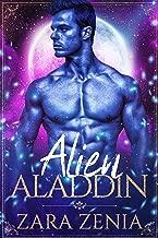 Alien Aladdin: A Sci-Fi Alien Fairy Tale Romance (Trilyn Alien Fairy Tales Book 4)