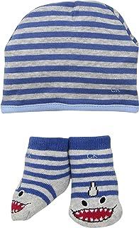 مجموعة ملابس من عدة قطع للاطفال الرضع تقدم كهدية من كالفن كلاين