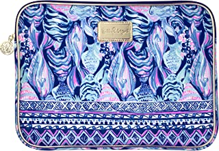 Lilly Pulitzer Tech Sleeve Fits up to 13 inch Laptop (Scale Up)