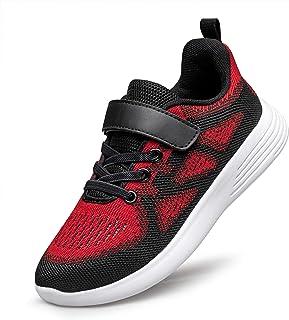 Kids Sneaker Lightweight Running Shoes Breathable Walking...