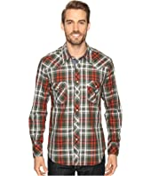 Rock and Roll Cowboy - Long Sleeve Snap B2S8410