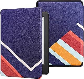 WALNEW AMAZON 2019 Kindle(Newモデル)カバー ケース 2019キンドル専用ケース 2019 Kindle第10世代 に適応 オードスリープ マグネット付き