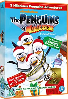 Penguins of Madagascar: The Classic Penguins Christmas Caper