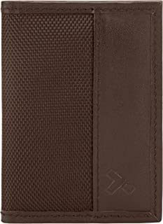 Travelon RFID Classic Card Case, Brown, One Size
