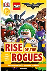 DK Readers L2: THE LEGO® BATMAN MOVIE Rise of the Rogues: Can Batman Stop the Villains? (DK Readers Level 2) Paperback