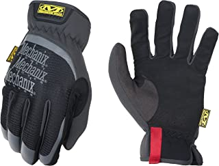 Mechanix Wear - FastFit Work Gloves (X-Large, Black)