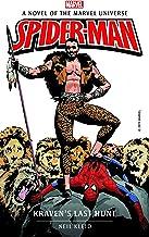 Marvel Novels - Spider-Man: Kraven's Last Hunt