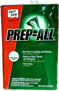 Kleanstrip Prep-All Wax & Grease Remover, Gallon (KLE-GSW362)