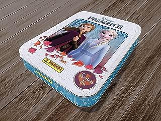 /Álbum de Fotos Metal, 20 Fundas, 3 edici/ón Limitada, Incluye Compartimento para Tarjetas Frozen 2 Movie 2019 Panini France SA-Mega 2533-022