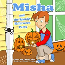 Misha and the Spooky Halloween Party