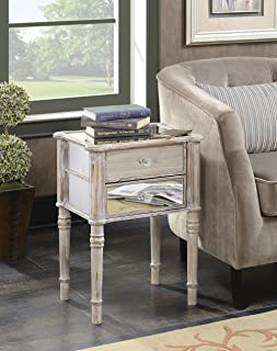 Best antique silver mirrored furniture Reviews