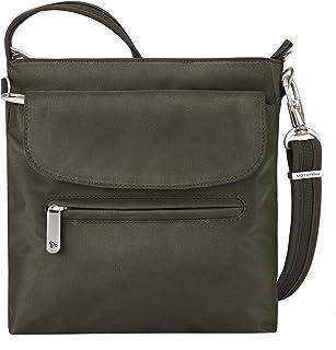 Travelon Anti-Theft Classic Mini Shoulder Bag (One Size 513993d604