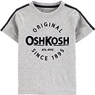 OshKosh B'Gosh Boys' Logo Tees