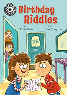 Birthday Riddles: Independent Reading 11 (Reading Champion) (English Edition)