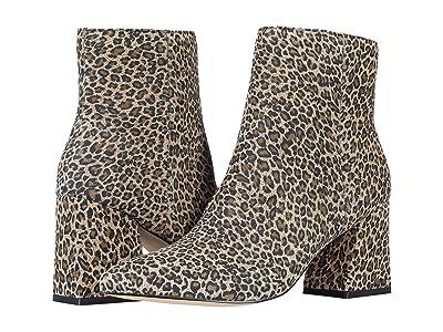 Steve Madden Nix Bootie (Leopard Suede) Women