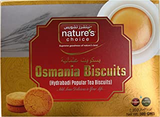 Natures Choice Osmania Biscuits, 300 gm