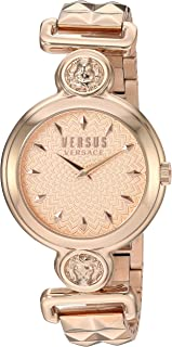 Best versace women's rose gold watch Reviews