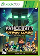 Minecraft: Story Mode - Season 2 - Xbox 360 نسخه استاندارد