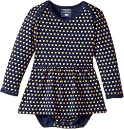 Toobydoo - Fun Dots Ballerina Dress (Infant)