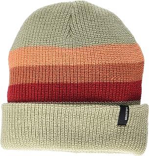 Brixton Heist قبعة صغيرة مخططة