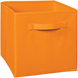ClosetMaid 1835 Cubeicals Fabric Drawer, Pumpkin