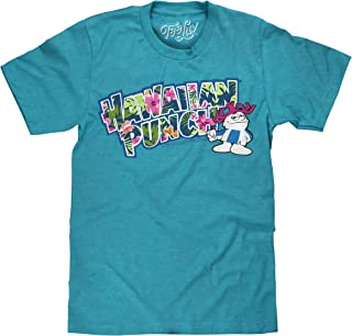 Hawaiian Punch T-Shirt - Hawaiian Punch Floral Logo Shirt
