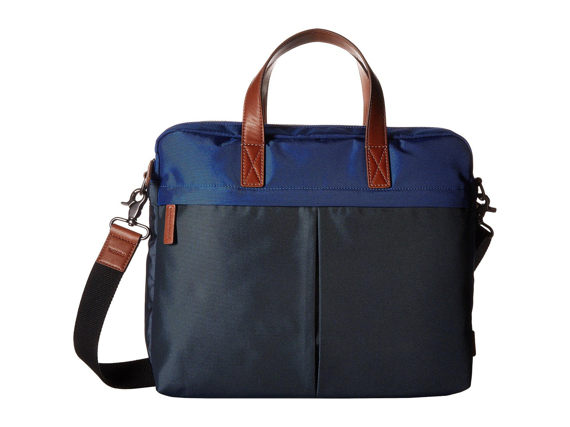 Maletin para Hombre Fossil Buckner Workbag  + Fossil en VeoyCompro.net