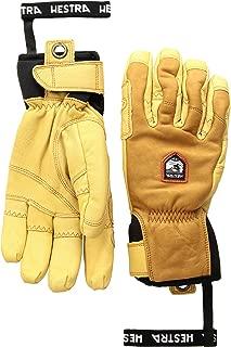 Hestra Mens and Womens Ski Gloves:Ergo Grip Incline Winter Glove