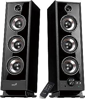 جينيوس SP-HF2020 مكبر صوت للرجال - أسود