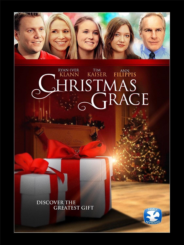 Christmas Grace DVD