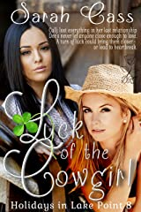 Luck of the Cowgirl (Holidays in Lake Point 8) Kindle Edition