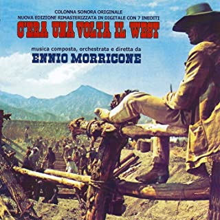 C'era una volta il west (Original motion picture soundtrack)