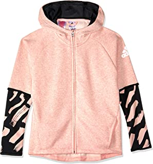 adidas Girls' Cotton Cover Up