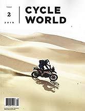 CYCLE WORLD Magazine 2019 Issue 2 KTM 790 ADVENTURE