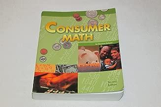 Consumer Math for Christian Schools