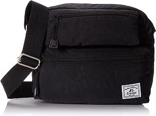 Everest bolsa cruzada, Negro, Una talla