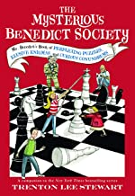 The Mysterious Benedict Society: Mr. Benedict's Book of Perplexing Puzzles, Elusive Enigmas, and Curious Conundrums