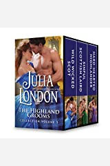 The Highland Grooms Collection Volume 1: An Anthology Kindle Edition
