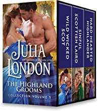 The Highland Grooms Collection Volume 1: An Anthology