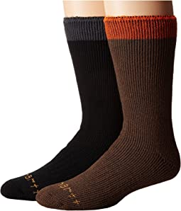 Arctic Thermal Crew Socks 2-Pair Pack