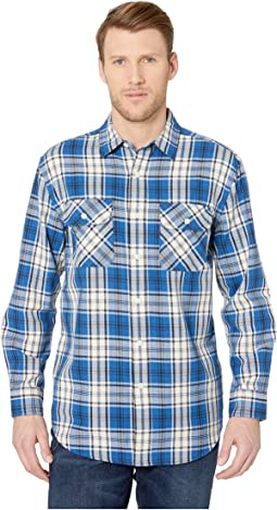 Long Sleeve Beach Shack Twill Shirt
