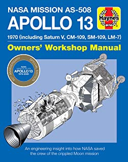 Baker, D: Apollo 13 Manual 50th Anniversary Edition (Haynes Manual)
