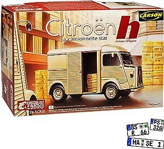 Citroen Type H HY Transporter Silber Kasten 1948-1981 1//18 Solido Modell Auto mi
